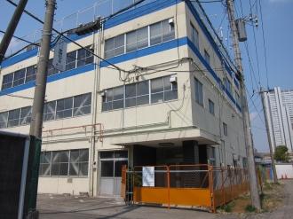 今回の事業領域に含まれていないケーヒン川崎工場の用地