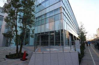 南武線側の「A棟」1階