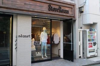 「StoreRoom」表参道店