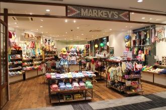 「MARKEY'S」ラフェンテ代官山店