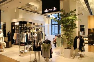 「allureville」丸の内KITTE店