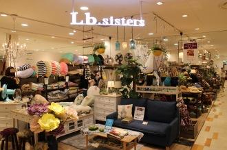 派生ブランド「Lb.sisters」日吉東急Avenue店