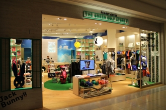 「PEARLY GATES THE GREEN GOLF STORE!! 」ららぽーと横浜店