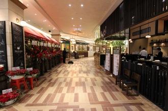 1階レストラン街