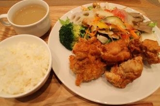 健康セット スープ付き(税別1,000円)