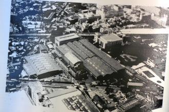 東京機械製作所玉川製造所の写真