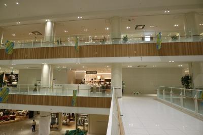 2階で閉店の4区画