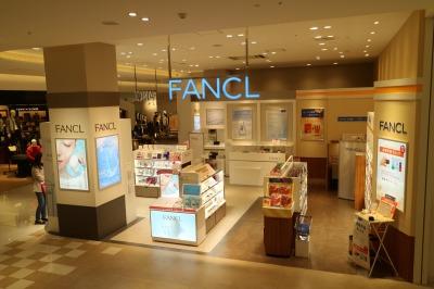 2階に本日オープン「FANCL(ファンケル)」