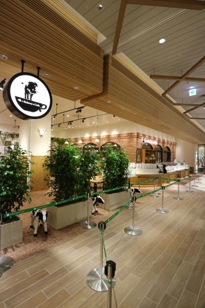 「俺のBakery&Cafe グランツリー武蔵小杉」