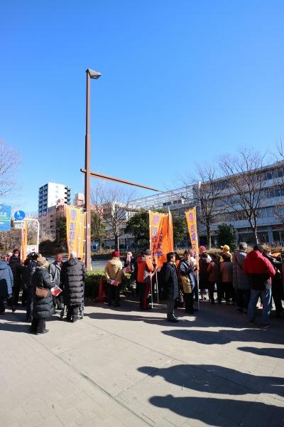 第一京浜の沿道
