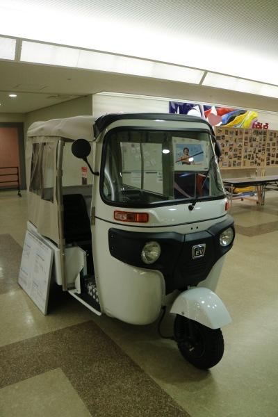 日本エレクトライクの電気自動車