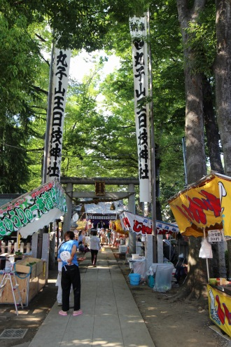 丸子山王日枝神社