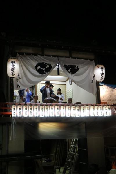 「丸子囃子保存会」
