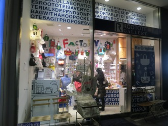 「ROOTOTE GALLERY 渋谷ヒカリエShinQs店」