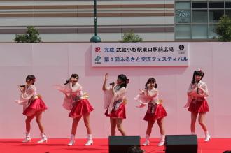 ステージイベント「川崎純情小町」
