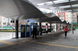 リスト外で接続ができた「東口駅前広場」