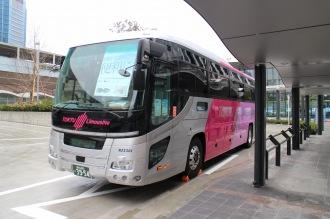 羽田空港行きリムジンバス