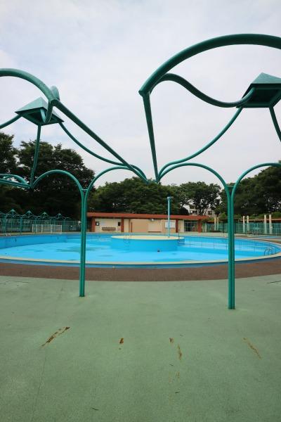 平間公園児童プール