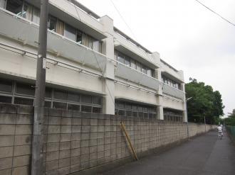 現在の旧校舎