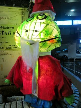 サンタクロースの衣装