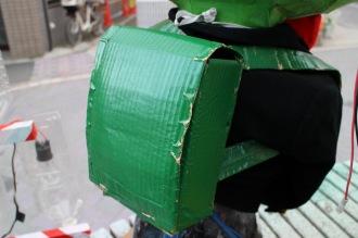 緑色のランドセル