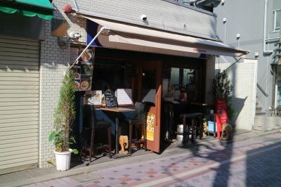 法政通り商店街の「パンジャビBBQ」