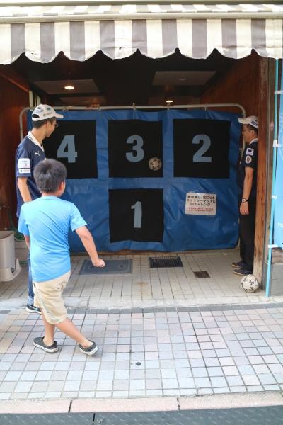 川崎フロンターレのキックターゲット
