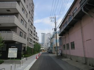町工場とマンション