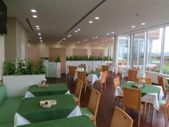井田病院のレストラン「ポールライト」