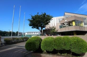 井田中学校