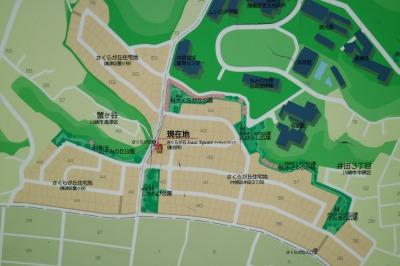 「さくらが丘 Isaac日吉」の街区マップ