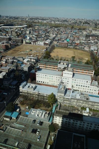 日本医科大学武蔵小杉病院再開発用地