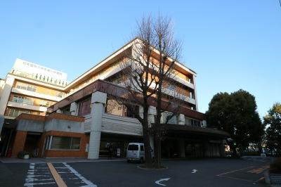 現在の日本医科大学武蔵小杉病院