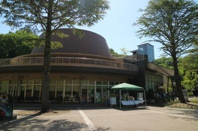 「かわさき宙と緑の科学館」