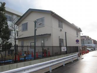「わくわくプラザ」の建物