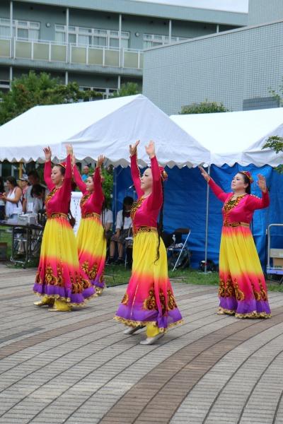 中央アジア・シルクロード舞踊