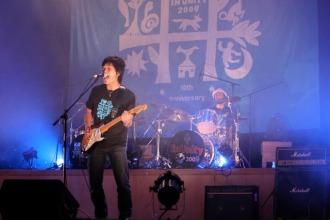 「In Unity2009」のステージ