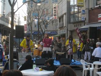 「In Unity2010」出演予定の高校生バンド「POM」