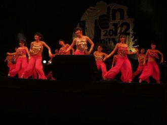 SDC48(新城高校ダンス部)