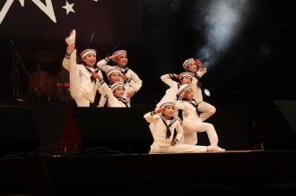 「創作ダンスユニットD.M.C」
