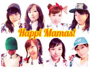 ママダンスサークル Happi Mamas!