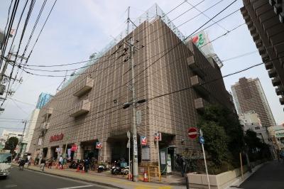 イトーヨーカドー武蔵小杉駅前店の「ハッピードア」跡地