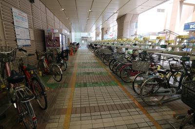 イトーヨーカドー武蔵小杉駅前店の駐輪場