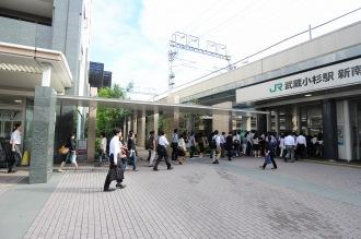武蔵小杉駅 新南口