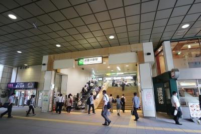 JR武蔵中原駅