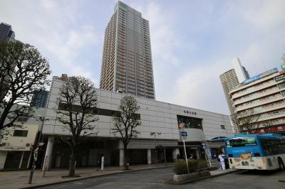 現在の武蔵小杉駅北口