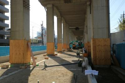 上小田中6丁目駐車場跡地への「ローソン」出店
