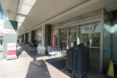 新駅前の「デリド武蔵小杉店」