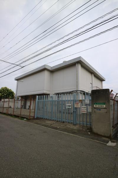 今井西町の「JR東日本梶ヶ谷変電所」