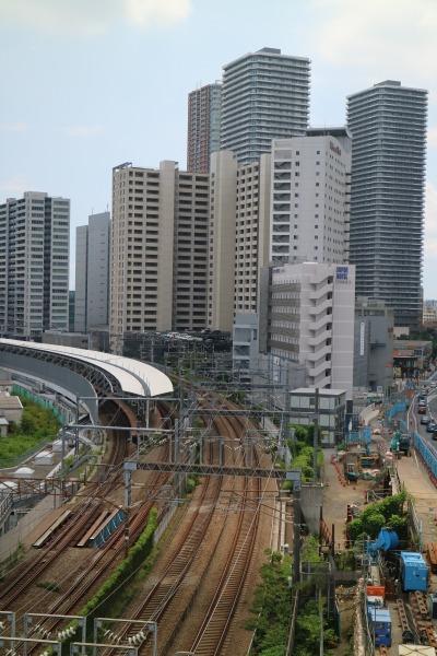 武蔵小杉新駅